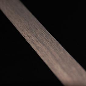 Plintenfabriek | Plakplint abachi houtfineer wooddeco