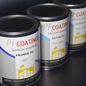 Genoeg Verf op terpentinebasis online kopen bij Plintenfabriek KX12