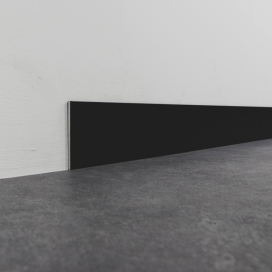 5423 Aluminium strip zwart (RAL9011)