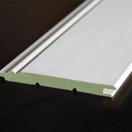 Plintenfabriek | Landelijke lambrisering MDF vochtwerend - eenvoudig online bestellen