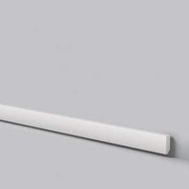 Plintenfabriek | NMC Wallstyl FT1F Finished HDPS-plint - eenvoudig online bestellen