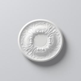 Plintenfabriek | Arstyl R1517 - Rozet van PU - eenvoudig online bestellen