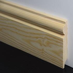 Plintenfabriek | Sierplint grenenhout - eenvoudig online bestellen
