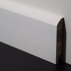Plintenfabriek | Ellips plint merantihout - eenvoudig online bestellen