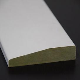 Plintenfabriek | Ongelijke plintneut MDF vochtwerend - eenvoudig online bestellen