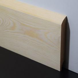 Plintenfabriek | Ellipsplint grenenhout - eenvoudig online bestellen
