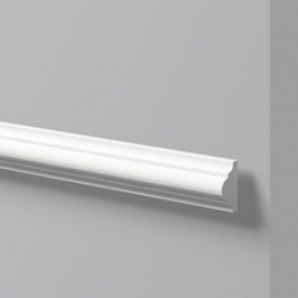Plintenfabriek | NMC Wallstyl WL1 HDPS-sierlijst - eenvoudig online bestellen