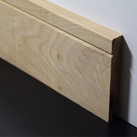 Plintenfabriek | Lineaplint eiken - eenvoudig online bestellen