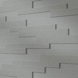 Plintenfabriek | 3D-wandpaneel aluminium - eenvoudig online bestellen