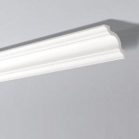 Plintenfabriek | NMC Nomastyl Plus A PS-plafondlijst - eenvoudig online bestellen