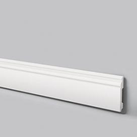Plintenfabriek | NMC Wallstyl FB2F Finished HDPS-plint - eenvoudig online bestellen