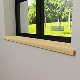 Plintenfabriek | Galina vensterbank grenen - eenvoudig online bestellen