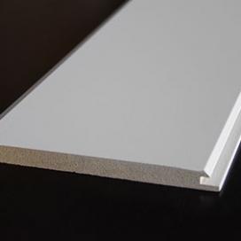 Plintenfabriek | Moderne lambrisering MDF vochtwerend - eenvoudig online bestellen