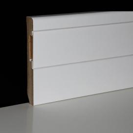 Plintenfabriek | Zaan, plint uit de Kabel-Easy collectie - eenvoudig online bestellen