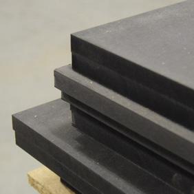 Plintenfabriek | MDF vochtwerend plaat zwart - eenvoudig online bestellen