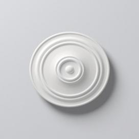 Plintenfabriek | Arstyl R15 - Rozet van PU - eenvoudig online bestellen