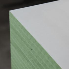 Plintenfabriek | MDF vochtwerend plaat groen gegrond - eenvoudig online bestellen
