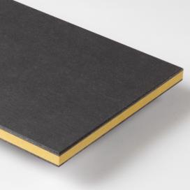 Plintenfabriek | MDF vochtwerend plaat duo kleur geel - eenvoudig online bestellen