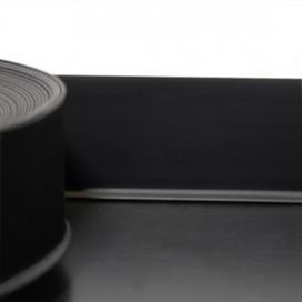 Plintenfabriek | Flexibele PVC-plint zwart (2,5 mm) - eenvoudig online bestellen