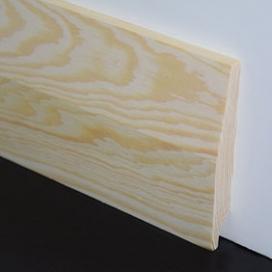 Plintenfabriek | Steile plint grenenhout - eenvoudig online bestellen