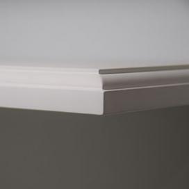 Plintenfabriek | Ares vensterbank meranti - eenvoudig online bestellen