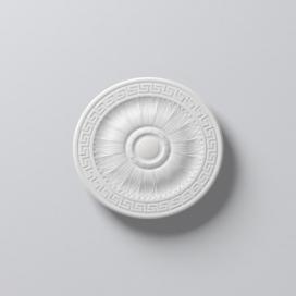 Plintenfabriek | Arstyl R23 - Rozet van PU - eenvoudig online bestellen