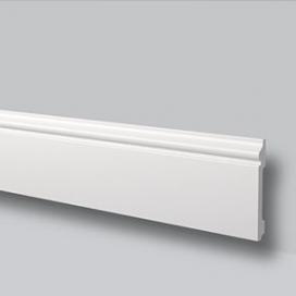 Plintenfabriek | NMC Wallstyl FL2 HDPS-plint - eenvoudig online bestellen