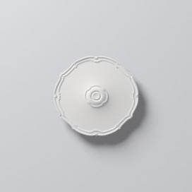 Plintenfabriek | Arstyl R16 - Rozet van PU - eenvoudig online bestellen