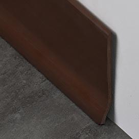Plintenfabriek | PVC-plint bruin - eenvoudig online bestellen