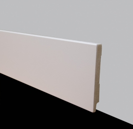 Plintenfabriek | Gladde plint MDF vochtwerend - eenvoudig online bestellen