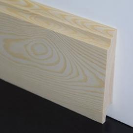 Plintenfabriek | Chicplint grenenhout - eenvoudig online bestellen