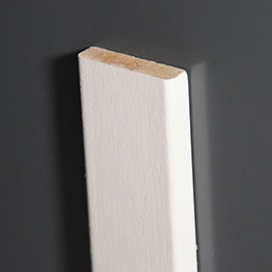 Plintenfabriek | Gladde architraaf meranti - eenvoudig online bestellen