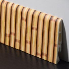 Plintenfabriek | Kinderplint met bamboeprint - eenvoudig online bestellen