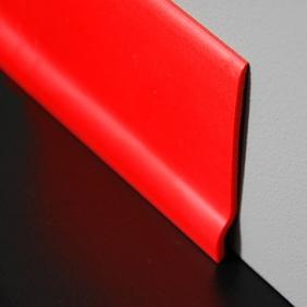 Plintenfabriek | PVC-plint rood - eenvoudig online bestellen