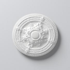 Plintenfabriek | Arstyl R11 - Rozet van PU - eenvoudig online bestellen