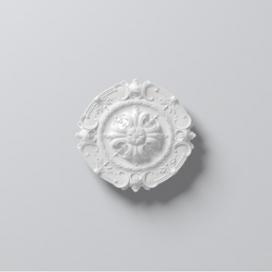 Plintenfabriek | Arstyl R6 - Rozet van PU - eenvoudig online bestellen