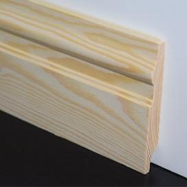 Plintenfabriek | Monumentenplint grenenhout - eenvoudig online bestellen