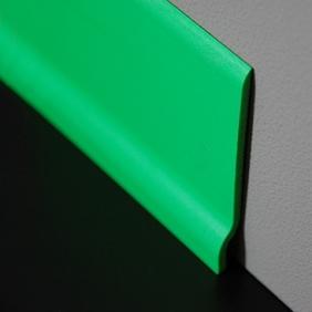 Plintenfabriek | PVC-plint groen - eenvoudig online bestellen