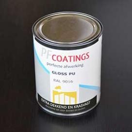 Plintenfabriek | PF Coatings hoogglans terpentinebasis - eenvoudig online bestellen