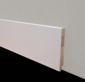 Plintenfabriek | Gladde plint hardhout mix (spuitplamuurlaag afwerking) - eenvoudig online bestellen