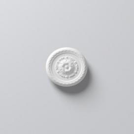 Plintenfabriek | Arstyl R4 - Rozet van PU - eenvoudig online bestellen