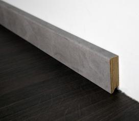 Plintenfabriek | Folieplint betonlook - eenvoudig online bestellen