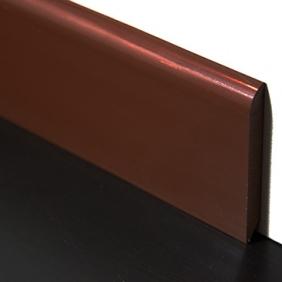 Plintenfabriek | PVC-plint walnootprint - eenvoudig online bestellen