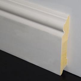 Plintenfabriek | Bols plint hardhout mix (spuitplamuurlaag afwerking) - eenvoudig online bestellen