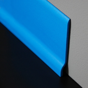 Plintenfabriek | PVC-plint blauw - eenvoudig online bestellen