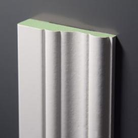 Plintenfabriek | Classique-architraaf MDF vochtwerend - eenvoudig online bestellen
