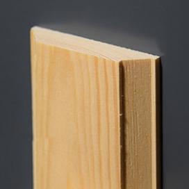Plintenfabriek | Galante architraaf grenenhout - eenvoudig online bestellen