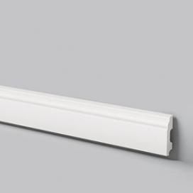 Plintenfabriek | NMC Wallstyl FB1F Finished HDPS-plint - eenvoudig online bestellen