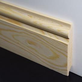 Plintenfabriek | Rustieke plint grenenhout - eenvoudig online bestellen