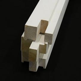 Plintenfabriek | Kozijn opdek grenen - eenvoudig online bestellen